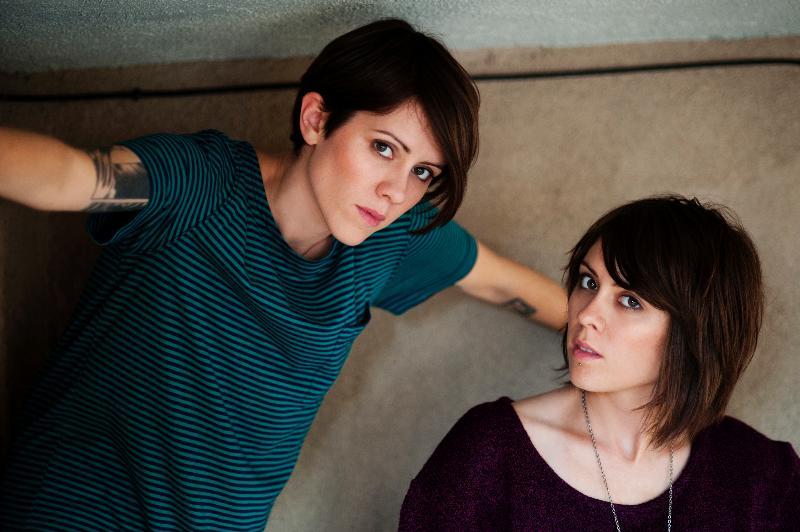 Indie duo Tegan & Sara to tour with The Black Keys