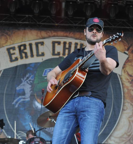 Eric Church's No. 1 nod to Bruce 'Springsteen'