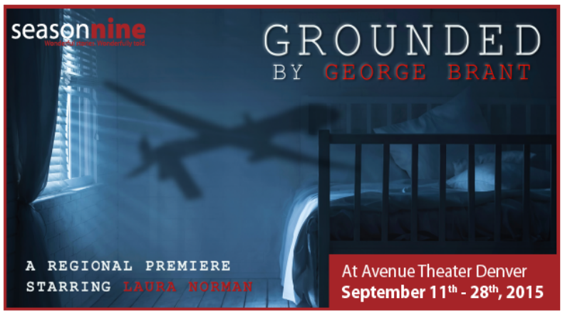 Boulder Ensemble Theatre Company announces regional premier 'Grounded'