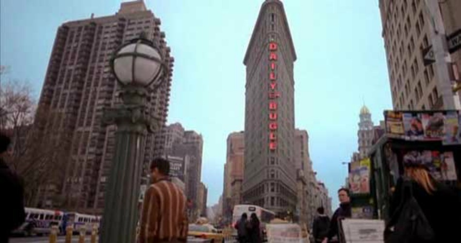 New york city landmarks made famous in the movies axs for Famous cities in new york