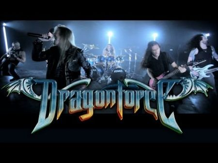 DragonForce mixes speedy hard rock with Johnny Cash