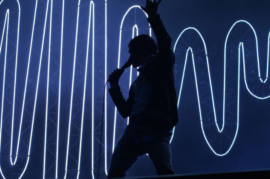 In Photos: Arctic Monkeys at Lollapalooza Day 1