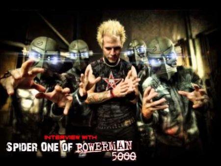 Powerman 5000 vocalist talks new album, 'Builders of the Future'