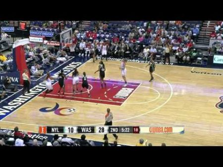 New York Liberty get embarrassed in 79-46 defeat at the hands of the Mystics