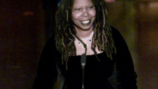 Whoopi Goldberg entertaining and inspiring fans with her work and activism