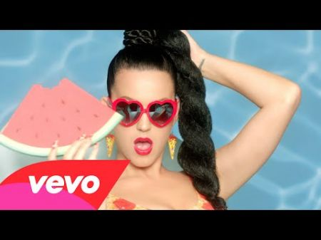 Katy Perry brings the words of 'This is How We Do' to life in colorful video