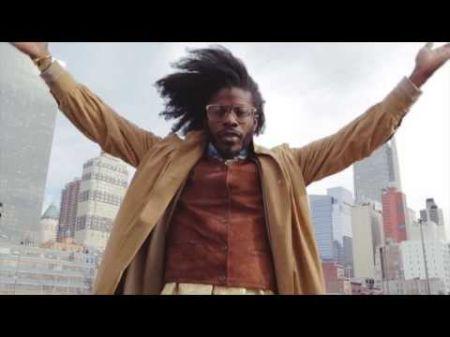 Soulful singer Jesse Boykins III headlines Brooklyn's Glasslands
