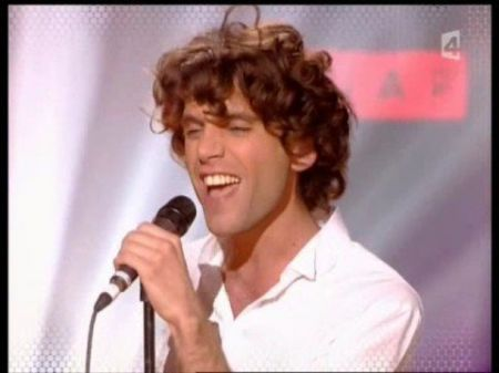 MIKA tops the pop charts with uninhibited and infectious feel-good hits