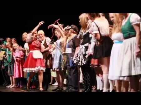 Sing A-Long-A Sound of Music to be held tonight and tomorrow in Las Vegas