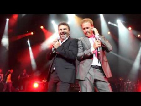Emmanuel & Mijares to perform at The AXIS Powered by Monster at Planet Hollywood
