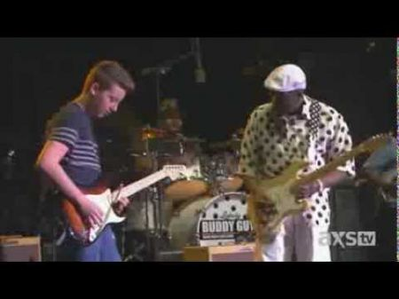 Chicago Blues legend Buddy Guy with back-to-back November shows in NYC
