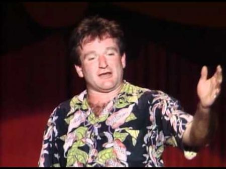 Remembering Robin Williams the comedian (video)