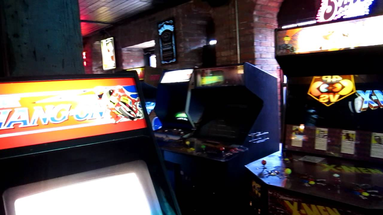 Top Bars And Restaurants In Denver With Arcade