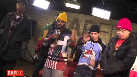 Joey Bada$$, PRO ERA members perform two shows in NYC November 8 & 11