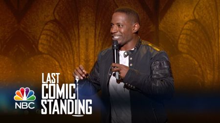 Rod Man crowned 'Last Comic Standing'