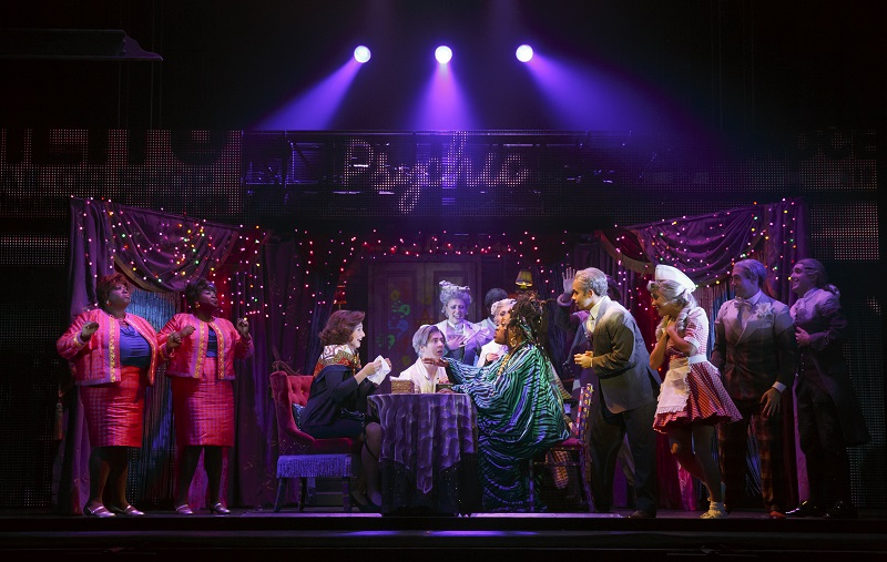 Ghost The Musical combines illusions with music haunting Las Vegas