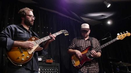 Afrobeat funk's Polyrhythmics gather momentum for Seattle's Bumbershoot