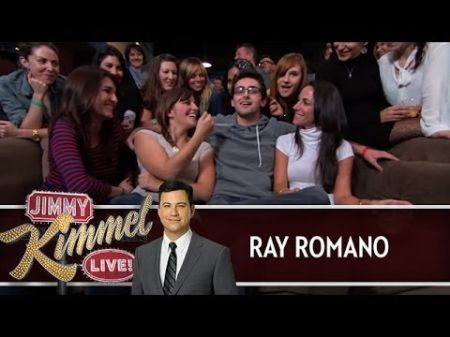 'Everybody Loves Raymond' star Ray Romano is a favorite son of comedy