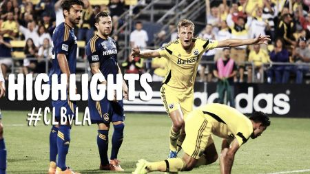 Three reasons why the LA Galaxy lost to the Columbus Crew