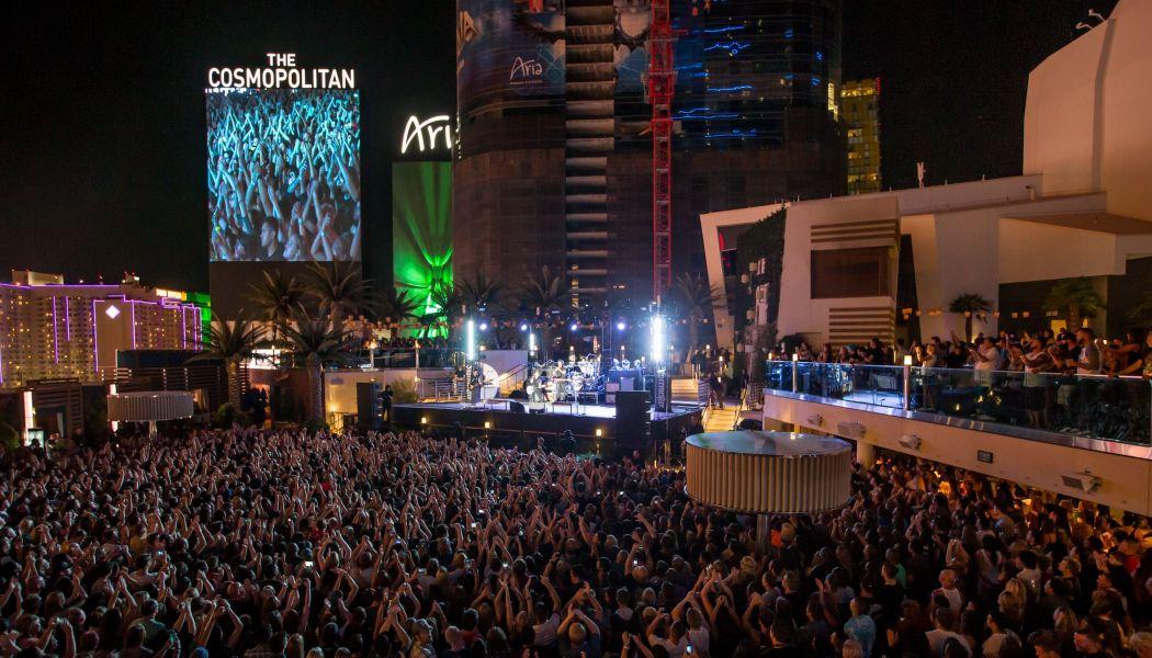 Fall Out Boy rocks The Cosmopolitan of Las Vegas