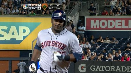 New York Yankees fall 7-4 to the lowly Houston Astros