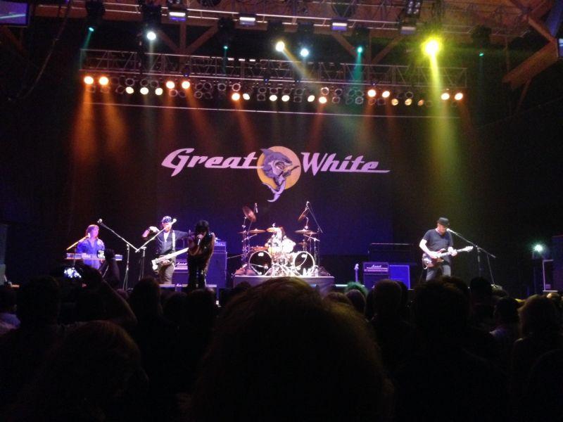 Great White guitarist Mark Kendall talks Penn's Peak tour stop, new music