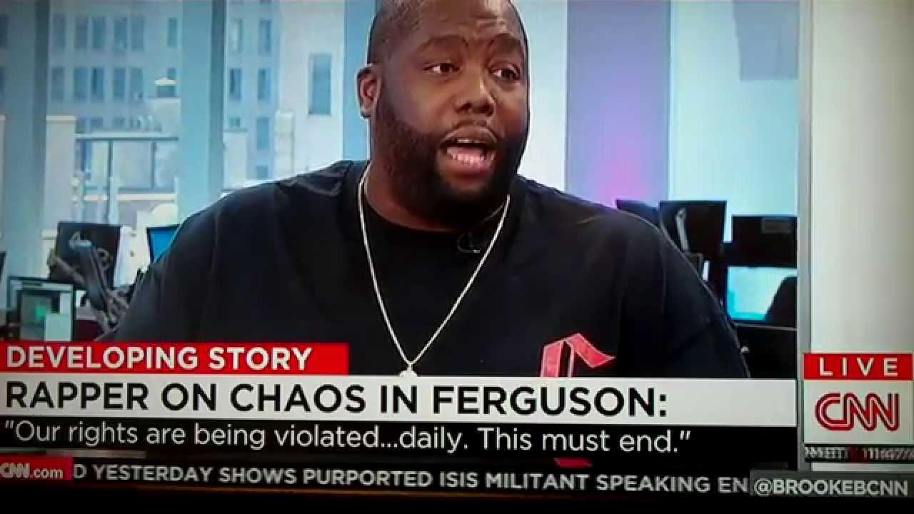 Run the Jewels announce new album, Killer Mike talks Ferguson on CNN