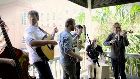 Steep Canyon Rangers have two LA-area shows this weekend