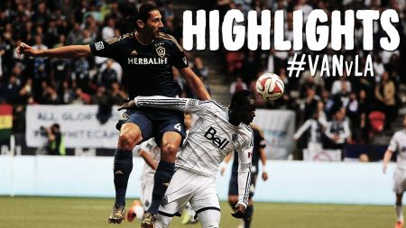 LA Galaxy preview against the Vancouver Whitecaps for Saturday