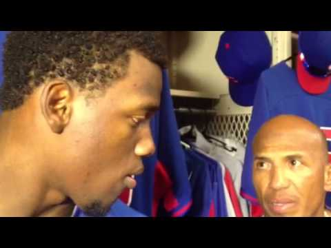 Jorge Soler homers in debut for the Chicago Cubs