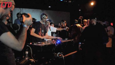 Scratch Academy's monthly NYC party to feature Maseo and Stretch Armstrong