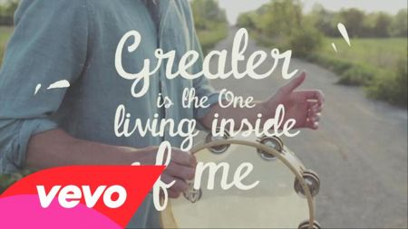 MercyMe welcomes one and all to the new
