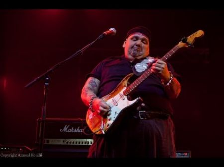 Popa Chubby brings the blues to the Big Apple