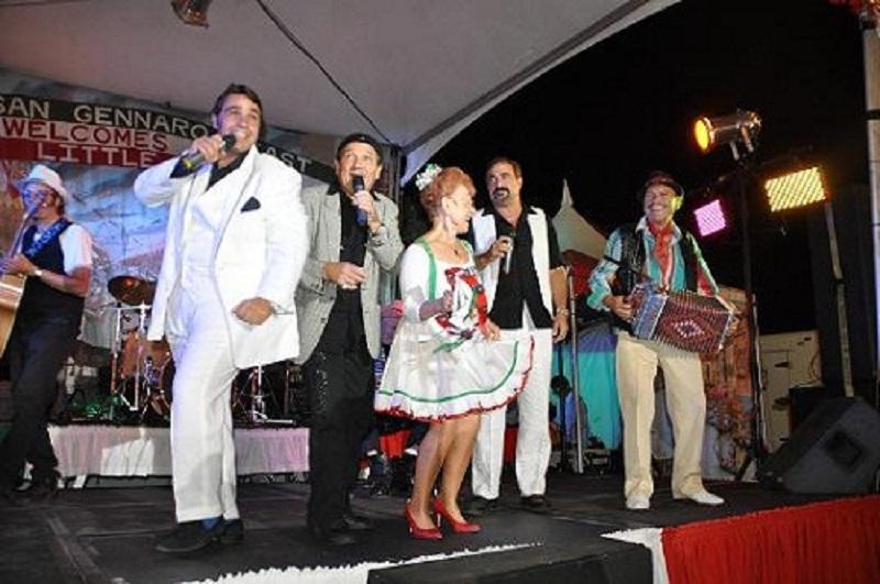 San Gennaro Feast returns to Las Vegas featuring traditional entertainment