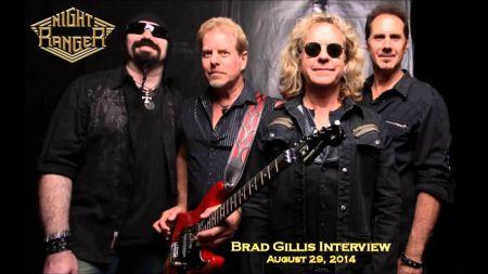 Night Ranger interview: Guitarist Brad Gillis talks High Road and solo album