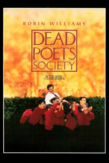 """""""Dead Poets Society"""" is a great coming-of-age film that shows that a little inspiration can go a long way. As English teacher John Keating,"""