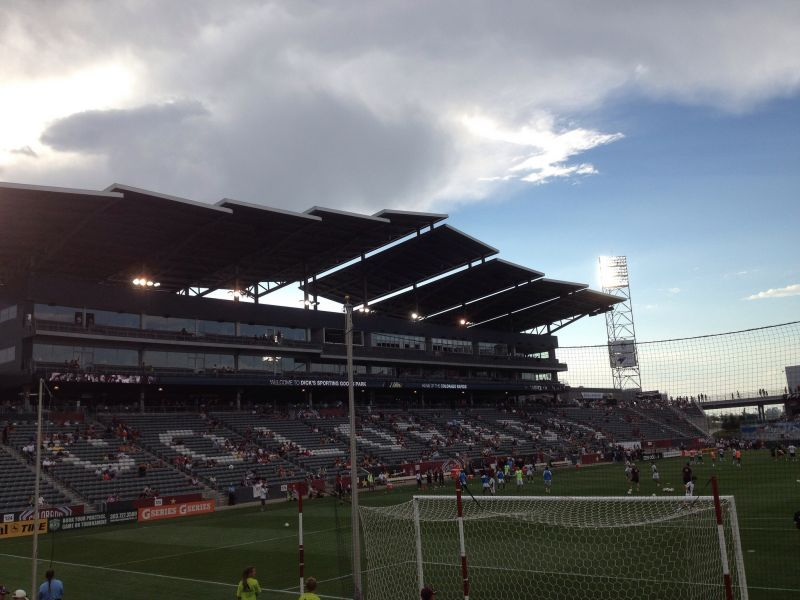 Dick's Sporting Goods Park to host Rocky Mountain Cup, Mexico vs. Bolivia