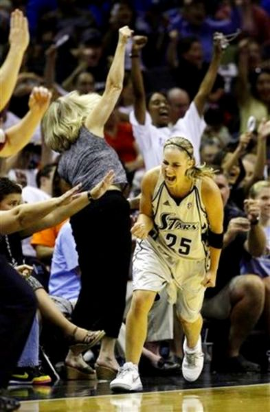 Former CSU great Becky Hammon hired as assistant coach of San Antonio Spurs