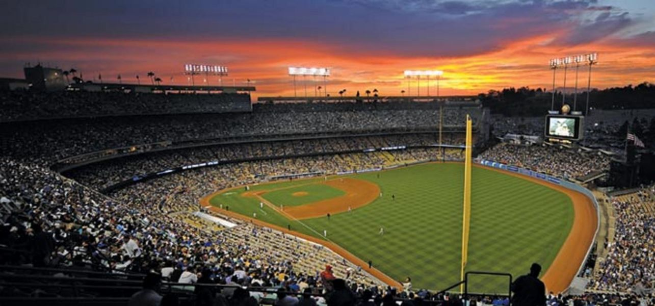 Guide to Dodger Stadium