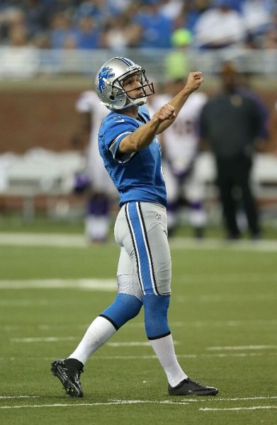 Can the Detroit Lions find stability at kicker?