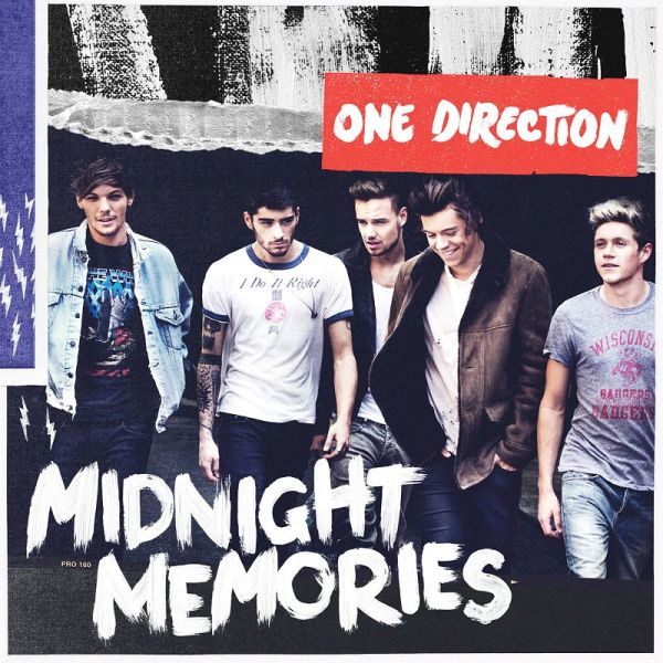 One Direction premieres new song: 'Diana' from the 'Midnight Memories' album