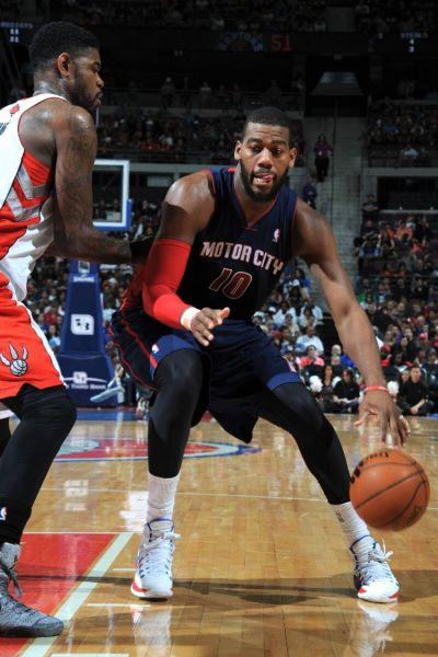 Is Greg Monroe part of the Detroit Pistons' future?