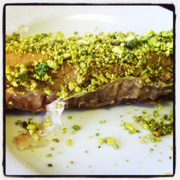 Las Vegas' tasty slices of the Mediterranean