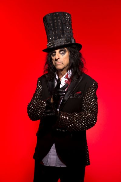 Alice Cooper returns to the Pearl at the Palms for one night only this November