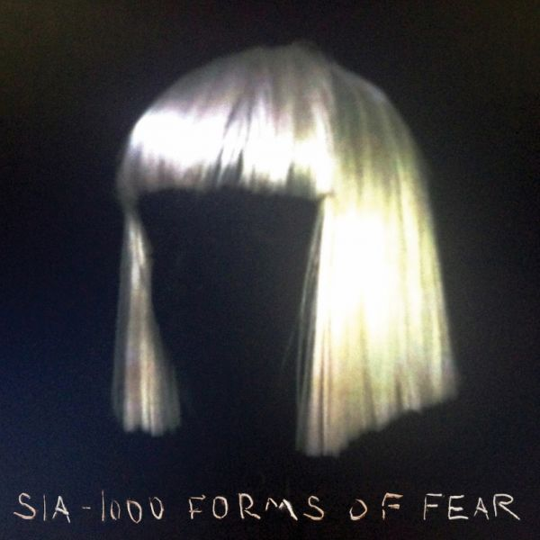 Album review: Sia valiantly faces her demons on '1000 Forms of Fear'