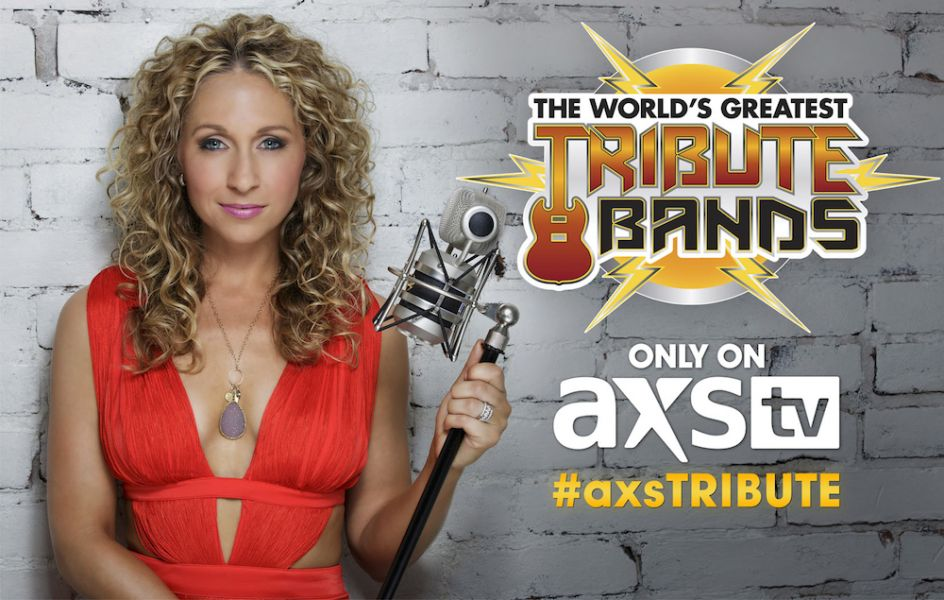 Katie Daryl brings 12 more of the world's greatest tribute bands to AXS TV