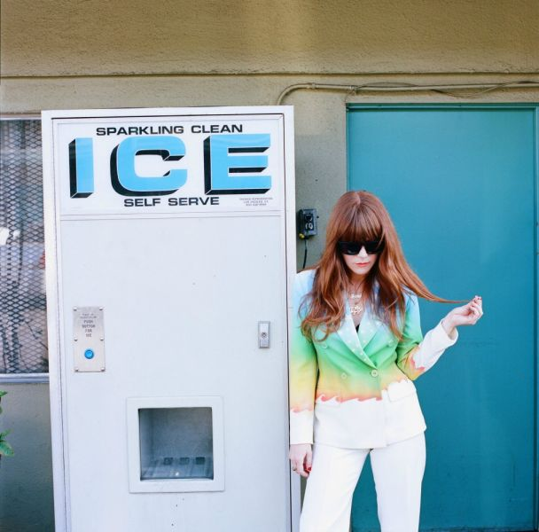 Life is Beautiful performer Jenny Lewis celebrates first top 10 album release