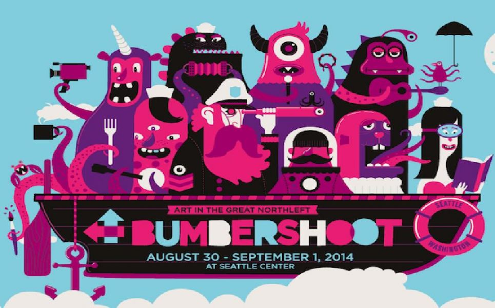 Bumbershoot 2014: Music and arts festival at the Seattle Center