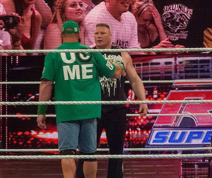 WWE SummerSlam 2014: John Cena vs. Brock Lesnar preview