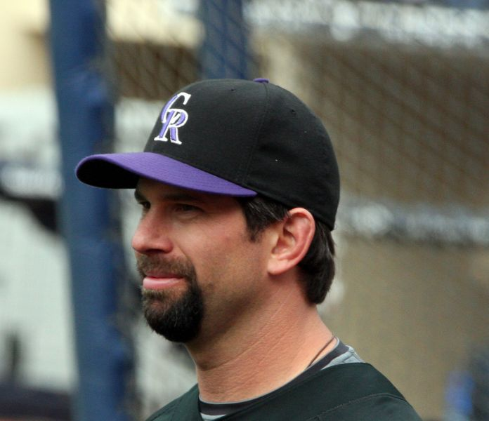 Colorado Rockies celebrate Todd Helton in multiple ways this weekend